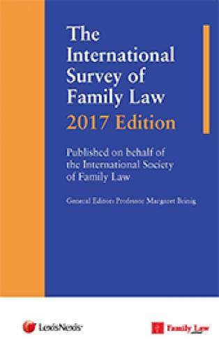 International Survey of Family Law 2017 Edition (The International Survey of Family Law): Jordan ...