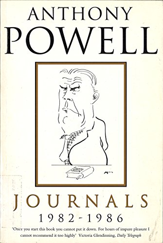 Journals 1982-1986: Powell, Anthony