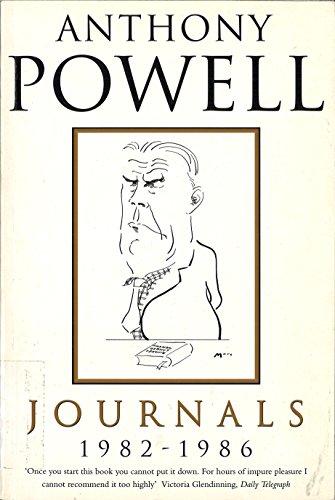 9781784750718: Journals 1982-1986