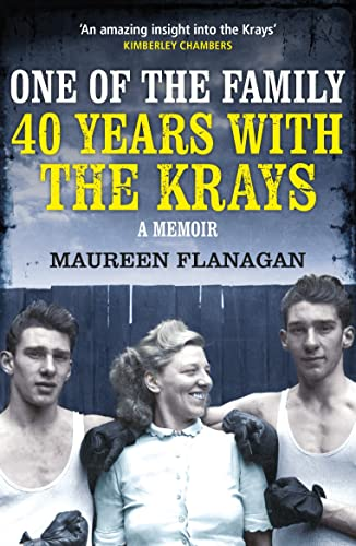 9781784750763: One of the Family: 40 Years with the Krays