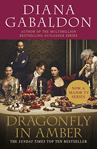 9781784750909: Dragonfly In Amber Tv. Outlander 1