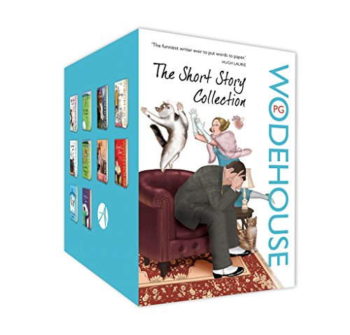 9781784751784: Random House The Short Story Collection By P.G Wodehouse
