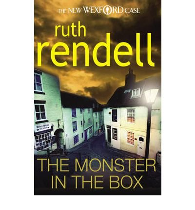 THE MONSTER IN THE BOX By Rendell,: Ruth Rendell