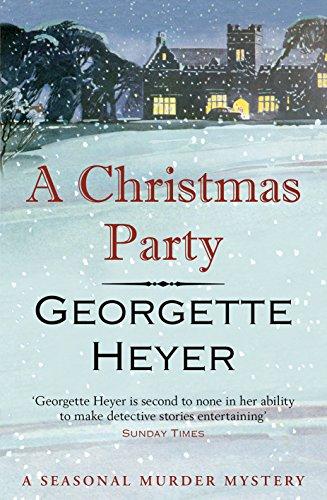 9781784754686: A Christmas Party: A Seasonal Murder Mystery
