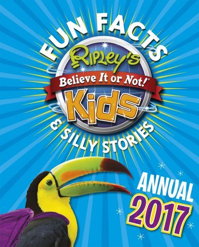 9781784755942: Ripley's Fun Facts and Silly Stories Activity Annual 2017