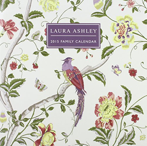 9781784760007: Laura Ashley 2015 Family Calendar