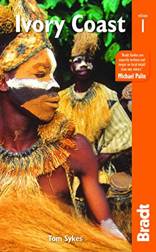 9781784770044: The Ivory Coast (Bradt Travel Guides)