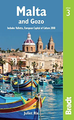 9781784770259: Malta and Gozo (Bradt Country Guides)