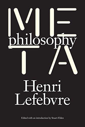 9781784782740: Metaphilosophy