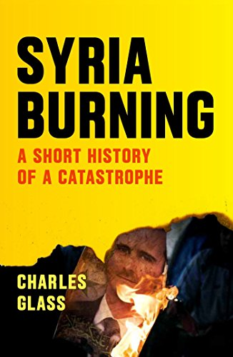 9781784785161: Syria Burning: A Short History of a Catastrophe