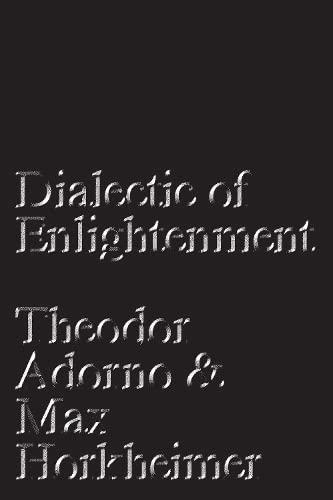 9781784786793: Dialectic of Enlightenment