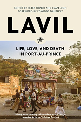 Lavil: Life, Love & Death in Port-au-Prince (Voice of Witness): Verso