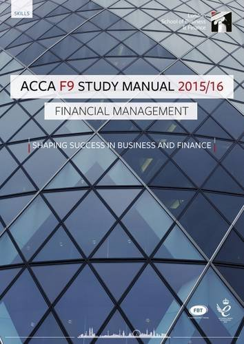 ACCA F9 Financial Management Study Manual Text: InterActive Worldwide Ltd.