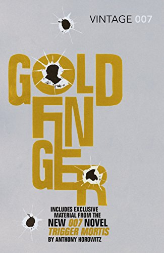 9781784871093: Goldfinger: Trigger Mortis edition