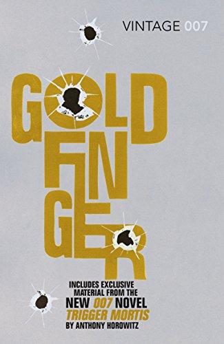 9781784871093: Goldfinger: Trigger Mortis edition