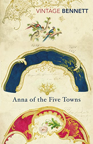 9781784872366: Anna of the Five Towns (Vintage Classics)