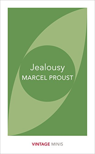 Jealousy: Vintage Minis (Paperback): Marcel Proust