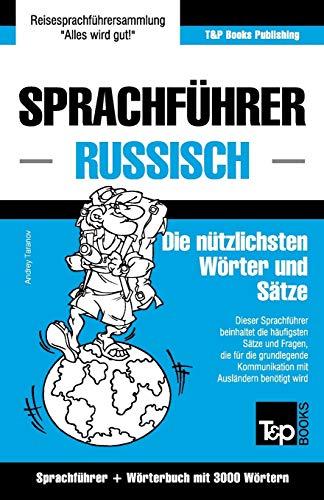 9781784924980: Sprachführer Deutsch-Russisch und Thematischer Wortschatz mit 3000 Wörtern (German Edition)