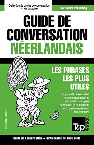 9781784925482: Guide de conversation Fran�ais-N�erlandais et dictionnaire concis de 1500 mots