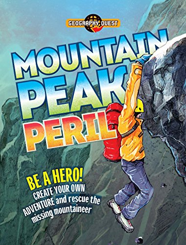 9781784930295: Geography Quest: Mountain Peak Peril