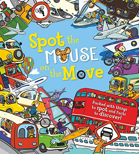 9781784930912: Spot the. Mouse on the Move
