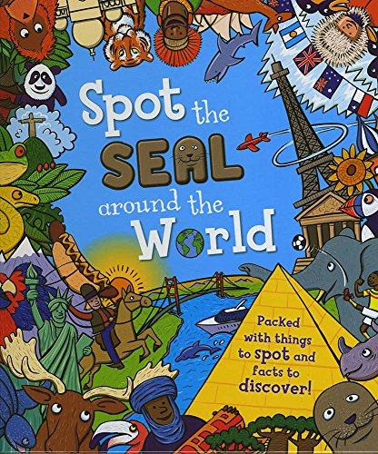 9781784931216: Spot the Seal Around the World