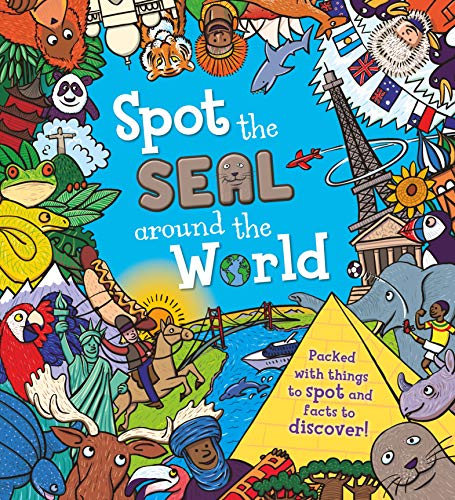 9781784931254: Spot the. the Seal Around the World