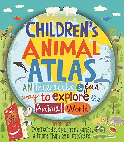 9781784932916: Children's Animal Atlas
