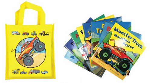 9781784933692: Busy Wheels: Bag Collection