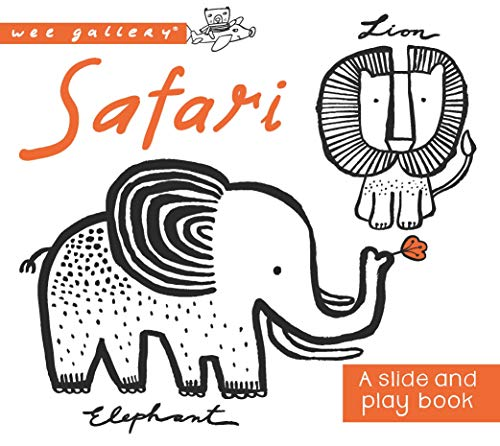 9781784934323: Safari: A Slide and Play Book (Wee Gallery)