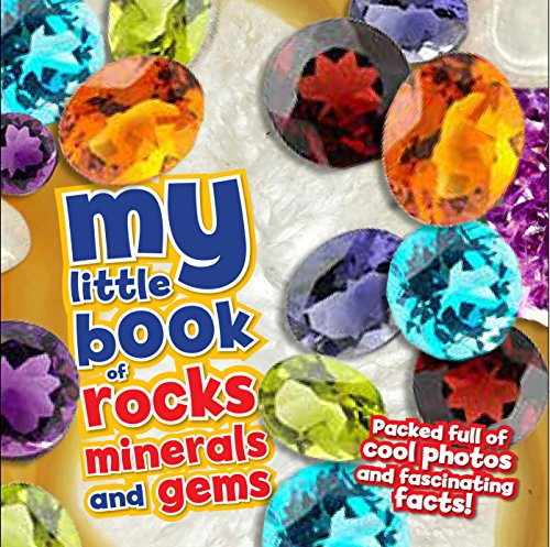 My Little Book Of Gems, Rock & Minerals: Martin, Claudia