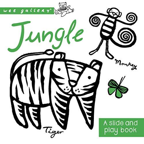 Jungle (Board Books): Surya Sajnani