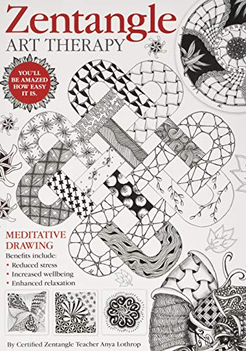 9781784941079: Zentangle Art Therapy