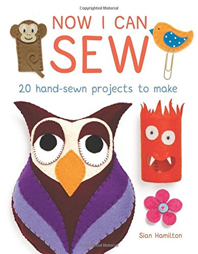 9781784941161: Now I Can Sew: 20 Hand-Sewn Projects to Make