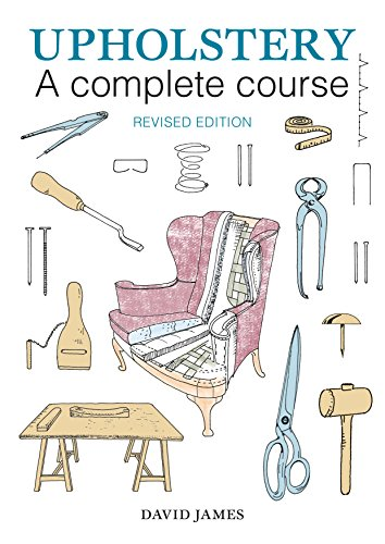9781784941253: Upholstery: A Complete Course: 2nd Revised Edition