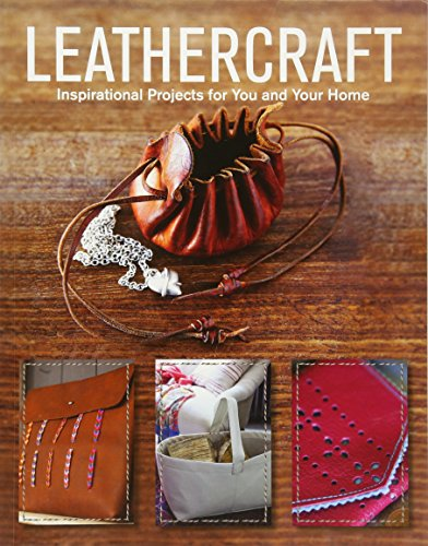 9781784941727: Leathercraft: Inspirational Projects for You and Your Home