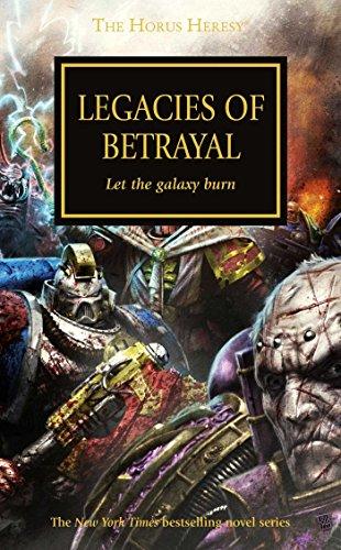 9781784960179: Legacies of Betrayal (The Horus Heresy)