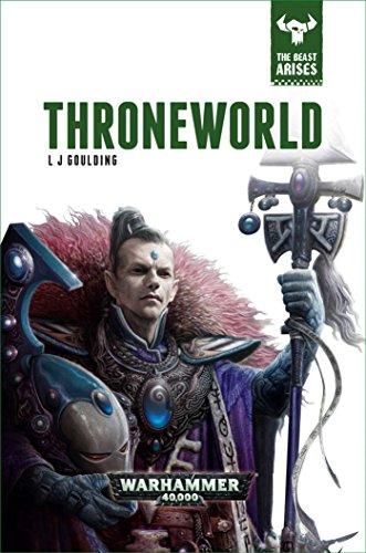 Throneworld (The Beast Arises): Haley, Guy