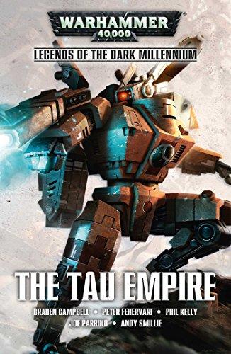 9781784964573: WARHAMMER 40K THE TAU EMPIRE (Legends of the Dark Millennium)