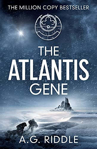9781784970093: The Atlantis Gene (The Atlantis Trilogy)