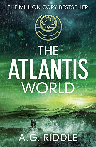9781784970130: The Atlantis World (The Atlantis Trilogy)