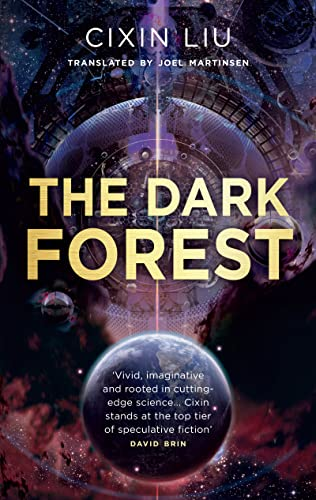 9781784971601: The Dark Forest (The Three-Body Problem)