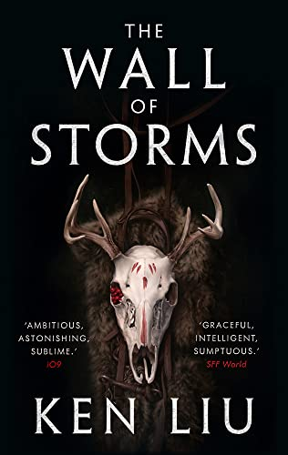9781784973261: The Wall Of Storms (The Dandelion Dynasty)