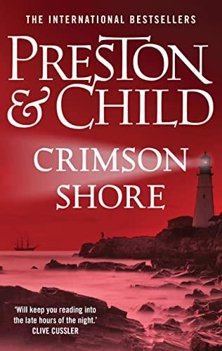 9781784974206: Crimson Shore (Agent Pendergast)
