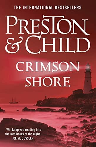 9781784974220: Crimson Shore (Agent Pendergast)