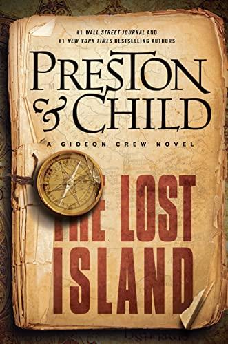 9781784975210: The Lost Island (Gideon Crew)