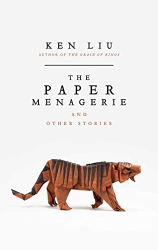 9781784975678: The Paper Menagerie