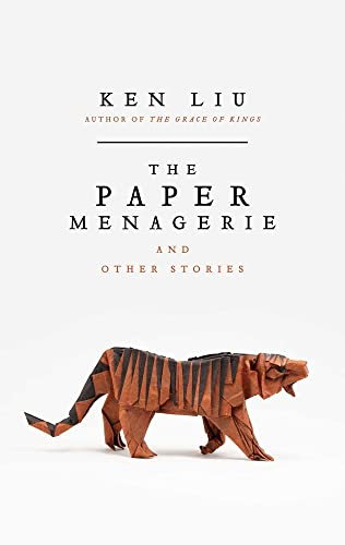 9781784975685: The Paper Menagerie
