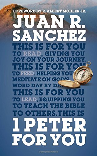 9781784980375: 1 Peter for You: Offering Real Joy on Our Journey Through This World