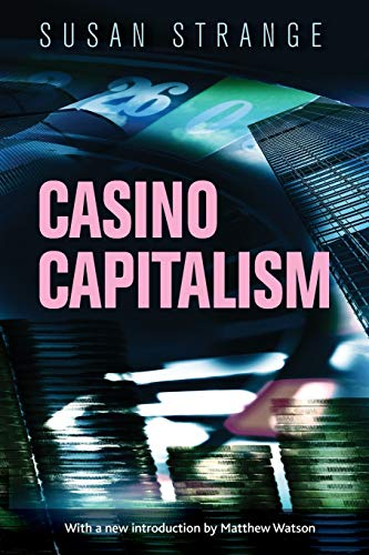 9781784991340: Casino capitalism: with an introduction by Matthew Watson